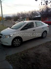 Foto venta Auto usado Chevrolet Prisma LT (2016) color Blanco precio $345.000