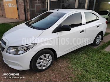 Foto venta Auto usado Chevrolet Prisma LT (2015) color Blanco precio $300.000