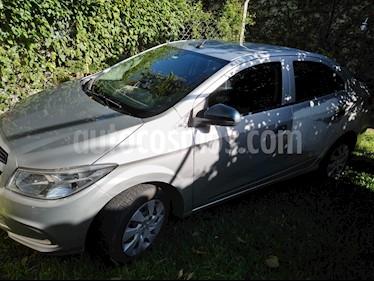 Foto venta Auto usado Chevrolet Prisma LT (2015) color Gris precio $240.000
