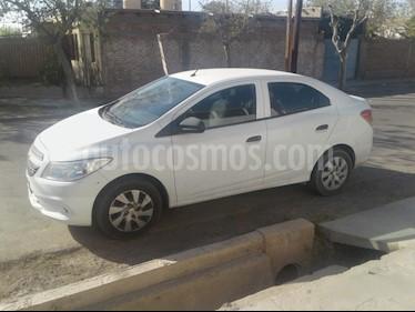 Chevrolet Prisma LT usado (2014) color Blanco precio $390.000