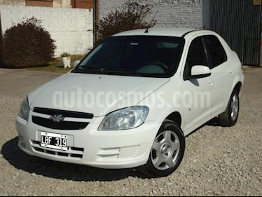 Foto venta Auto usado Chevrolet Prisma LT (2012) color Blanco precio $135.000
