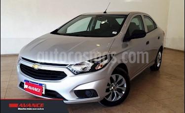 Foto venta Auto usado Chevrolet Prisma LTZ Aut (2018) color Gris Claro precio $470.000
