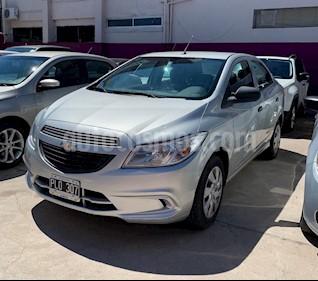 Foto Chevrolet Prisma LTZ Aut usado (2016) color Gris Claro precio $1.111