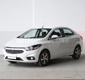 foto Chevrolet Prisma LTZ Aut usado (2017) color Blanco precio $500.000