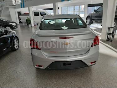Chevrolet Prisma LTZ Aut usado (2018) color Gris Claro precio $699.000