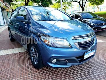 Foto venta Auto usado Chevrolet Prisma LTZ Aut (2016) color Azul precio $389.990