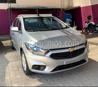 Foto Chevrolet Prisma LTZ Aut usado (2019) color Gris Claro precio $1.111