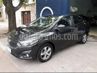 Foto venta Auto usado Chevrolet Prisma LTZ Aut (2017) color Gris Oscuro precio $460.000