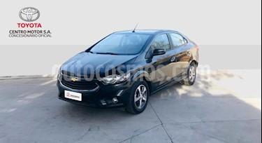 Foto venta Auto usado Chevrolet Prisma LTZ Aut (2016) color Gris Oscuro precio $430.000