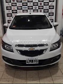 Foto venta Auto usado Chevrolet Prisma LTZ (2015) color Blanco precio $360.000