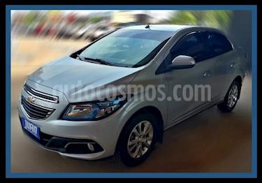 foto Chevrolet Prisma LTZ usado (2013) color Gris Claro precio $335.000