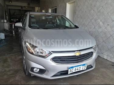 Foto venta Auto usado Chevrolet Prisma LTZ (2018) color Gris Plata  precio $505.000