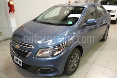 Foto venta Auto usado Chevrolet Prisma LTZ (2015) color Azul Celeste precio $380.000