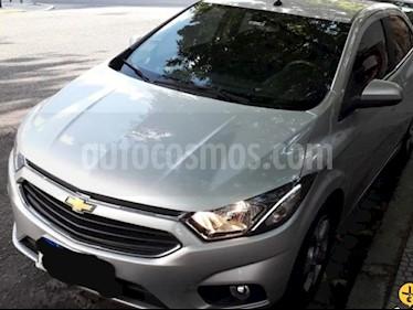 Foto venta Auto usado Chevrolet Prisma LTZ (2016) color Plata precio $400.000
