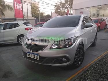 Foto venta Auto usado Chevrolet Prisma LTZ (2016) color Gris Claro precio $348.000