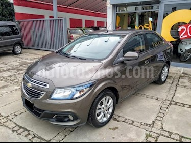 Foto venta Auto usado Chevrolet Prisma LTZ (2013) color Gris Oscuro precio $300.000