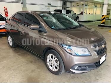 Foto venta Auto usado Chevrolet Prisma LTZ (2013) color Marron precio $390.000