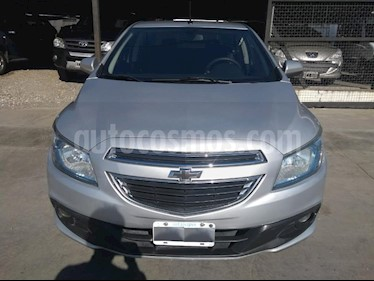 Foto venta Auto usado Chevrolet Prisma LTZ (2014) color Gris Claro precio $345.000