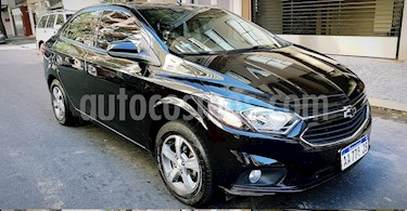 Foto venta Auto usado Chevrolet Prisma LTZ (2016) color Negro precio $389.000
