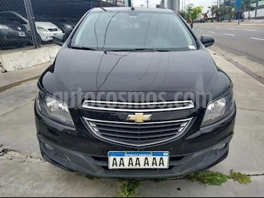 Foto venta Auto usado Chevrolet Prisma LTZ (2016) color Negro precio $385.000