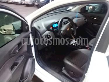Foto venta Auto usado Chevrolet Prisma LTZ (2017) color Blanco precio $500.000