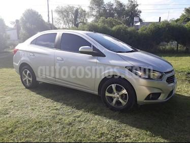 Foto venta Auto Usado Chevrolet Prisma LTZ (2017) color Gris Claro precio $340.000