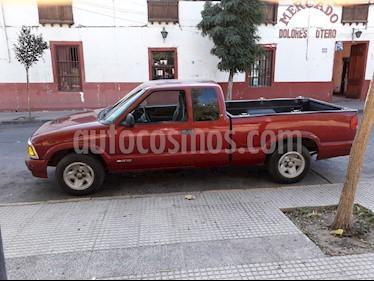 Foto venta Auto usado Chevrolet S-10 Cab Media 2.2 4X2 Mec 3P (1997) color Rojo precio $2.100.000