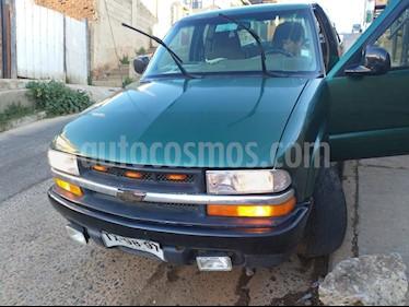 Foto Chevrolet S-10 Cab Media 2.2 4X2 Mec 3P usado (2000) color Verde precio $2.500.000