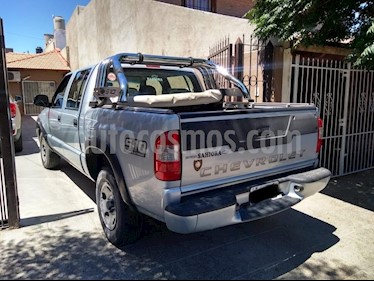 Foto venta Auto usado Chevrolet S 10 2.8 4x2 TD CS (2010) color Plata Polaris precio $450.000
