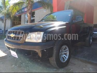 Foto venta Auto Usado Chevrolet S 10 2.8 DLX 4x4 CS (2004) color Negro