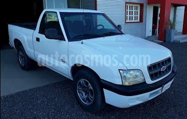 Foto venta Auto usado Chevrolet S 10 2.8 DLX 4x4 CS (2005) color Blanco precio $290.000