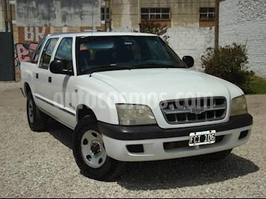 Chevrolet S 10 2.8 TD 4x2 CD usado (2005) color Gris Claro precio $280.000