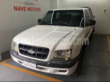 Chevrolet S 10 2.8 TD 4x2 CD usado (2005) color Blanco precio $365.300