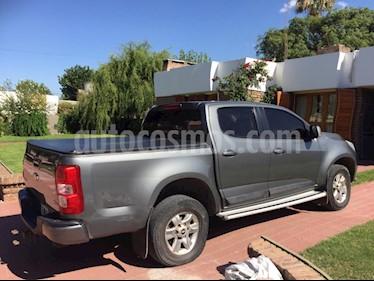Foto venta Auto usado Chevrolet S 10 2.8 TD 4x2 CD (2013) color Gris Oscuro precio $580.000