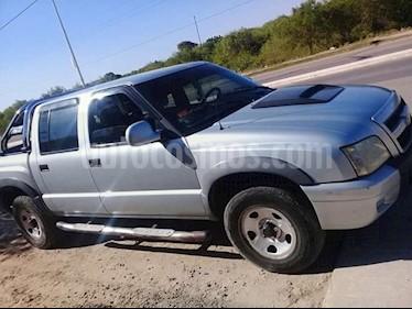 Foto venta Auto usado Chevrolet S 10 2.8 TD 4x2 CD (2010) color Gris Plata  precio $388.000