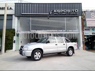 Foto venta Auto usado Chevrolet S 10 2.8 TD DLX 4x2 CD (2010) color Gris Claro precio $385.000