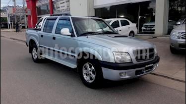 Foto venta Auto usado Chevrolet S 10 2.8 TD DLX 4x4 CD (2007) color Gris Claro precio $350.000