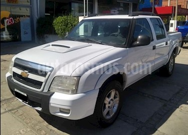 Foto venta Auto Usado Chevrolet S 10 2.8 TD STD 4x4 CD (2009) color Blanco precio $360.000