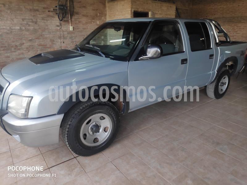 Chevrolet S 10 DLX 2.8 TD 4x2 CD usado (2011) color Gris Claro precio $925.000
