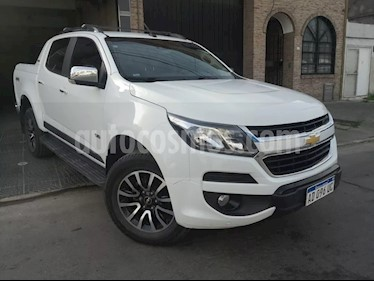 Foto Chevrolet S 10 High Country 2.8 4x4 CD Aut usado (2018) color Blanco Summit precio $1.510.000