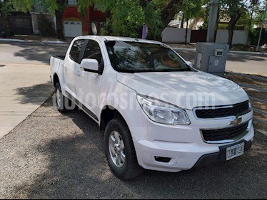 Chevrolet S 10 LT 2.8 4x2 CD usado (2020) color Blanco Summit precio $995.000