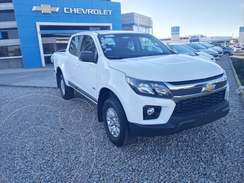 Foto Chevrolet S 10 LS 2.8 4x2 CD nuevo color Blanco financiado en cuotas(anticipo $850.000 cuotas desde $25.749)