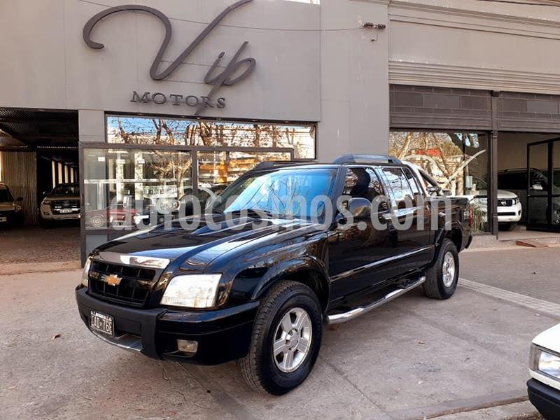 Chevrolet S 10 2.8 TD DLX 4x2 CD usado (2009) color Negro precio $795.000