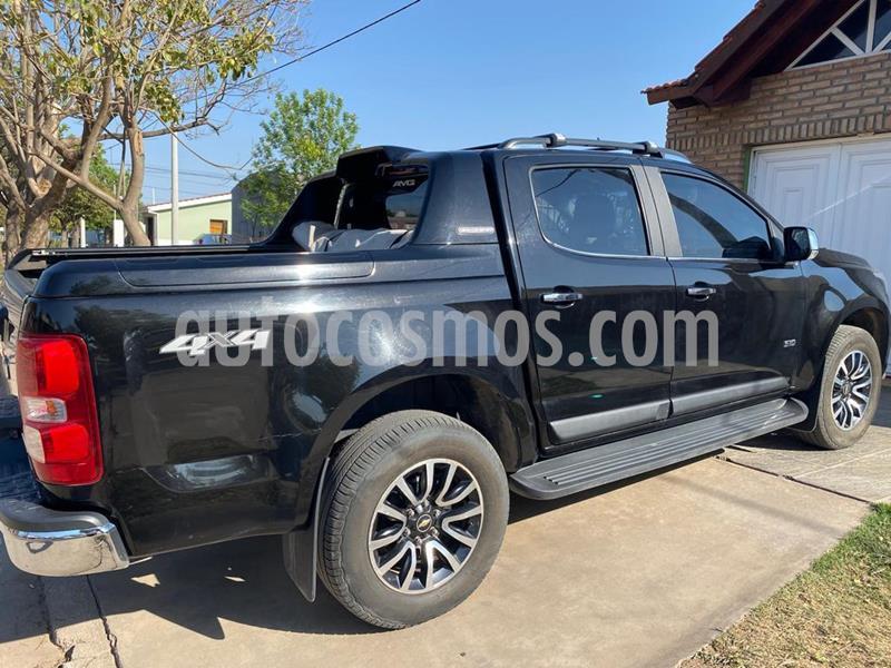 Chevrolet S 10 Serie limitada 100 anos 4x4 Aut usado (2018) color Negro precio $2.800.000