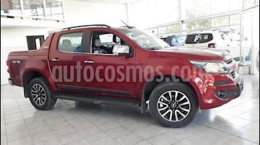 Chevrolet S 10 Serie limitada 100 anos 4x4 Aut usado (2017) color Rojo precio $1.980.000