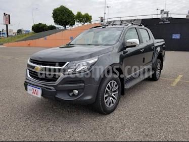 Chevrolet S 10 Serie limitada 100 anos 4x4 Aut usado (2017) color Gris Oscuro precio $1.950.000
