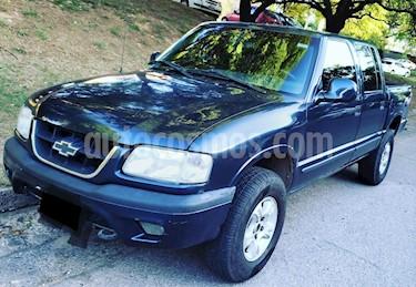 Chevrolet S 10 DLX 2.8 TD 4x4 CD usado (2001) color Azul precio $435.000