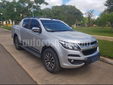 Chevrolet S 10 LTZ 2.8 4x4 CD High Country Aut usado (2018) color Plata Switchblade precio $2.250.000