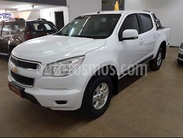 Chevrolet S 10 Serie Limitada 100 Anos 4x2 usado (2013) color Blanco precio $870.000