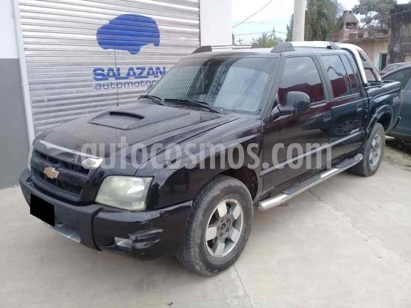 Chevrolet S 10 Serie limitada 100 anos 4x4 Aut usado (2011) color Negro precio $900.000